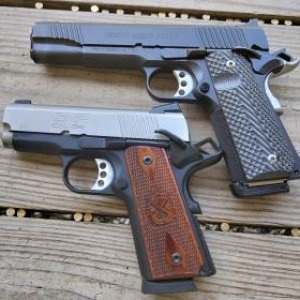 Magnum Research DE1911G Springfield Armory EMP 9mm 3""