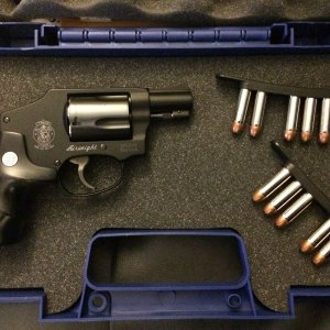 Smith& Wesson 442 Airweight