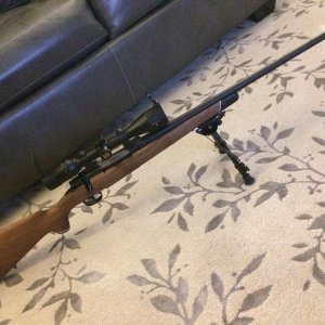 Winchester Model 70 XTR 270 Winchester
